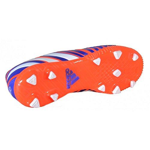 Adidas - Adidas P Absolado Instinct FG J Scarpini Calcio Bambino Arancio Viola B35474 - Naranja, 36