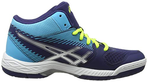 silver Chaussures Volleyball Mt indigo Blue Gel Asics 400 De Femme Bleu Task qXTvaxB
