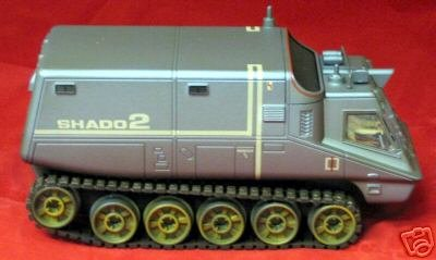 UFO S.H.A.D.O. MOBILE Complete set of 3 Shado1 shado 2 and Shado Control