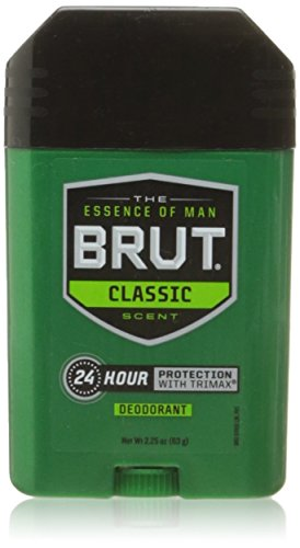 Brut for Men By Brut Deodorant Stick, 2.25-Ounce ()
