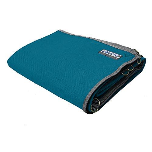CGear Sand-Free Multimat (Blue/Lime, 10 x 10-Feet)