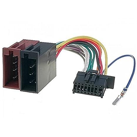 Cable Kabelbaum Anschluss ISO Pioneer Autoradio 16 Pins Weinauswahl ...