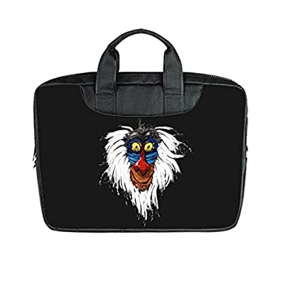 "Custom RAFIKI Laptop Bag Case Cover Bag Water Resistant For Laptop 17"" Twin sides"