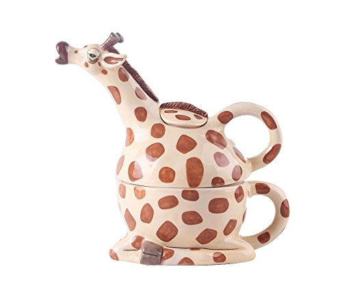 individual teapot and cup - 5