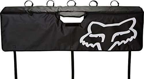 Fox Racing Tailgate Cover: Black Small