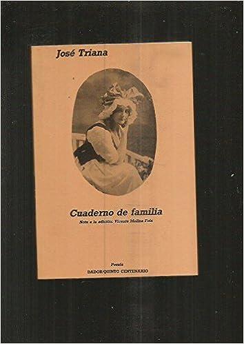 Cuaderno de familia: La Habana, 1945 (Colección El Angel de ...