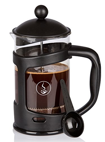 Free French Press Coffee Maker : Coffeeget 6 Cup 27 Oz French Press Coffee Maker with Thick Heat Resistant Glass - Buy Online in ...
