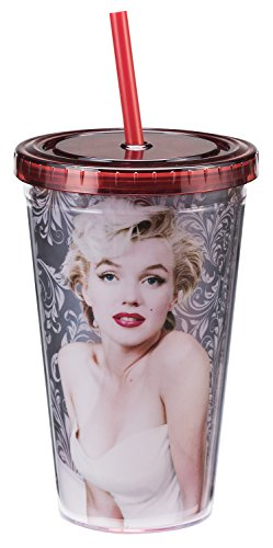 Marilyn Monroe 18 Oz. Acrylic Travel Cup 70014