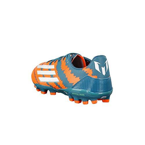 adidas Fussballschuhe Messi 10.1 AG 48 2/3 power teal f14/ftwr white/solar orange