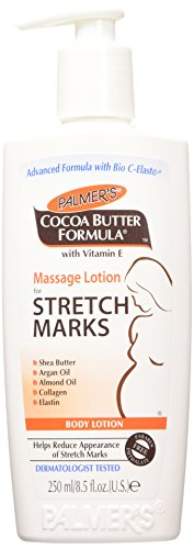 Price comparison product image Palmer's Palmers Cocoa Butter Formula Massage Lotion for Stretch Marks, with Vitamin E and Shea Butter, Women Body Lotion, 8.5 Ounce. (Pack of 3)