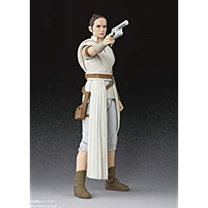 Bandai S.H.Figuarts Rei & D-O Star Wars/Dawn of Skywalker