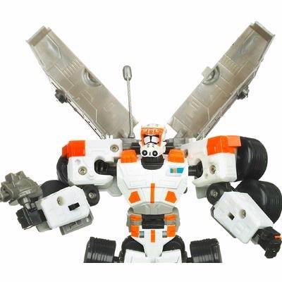 Star Wars Transformers Clone Turbo Tank ()