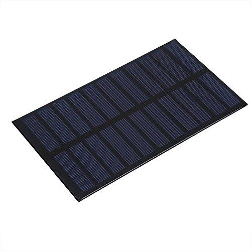 Conversion Set 86 (Fdit 1.6W 5.5V Mini Polycrystalline Solar Panel for DIY Solar Light Phone Battery Charger)