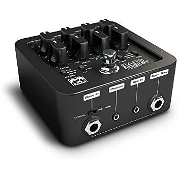 Portable Bass Amp : palmer pocket amp bass portable bass preamp musical instruments ~ Vivirlamusica.com Haus und Dekorationen