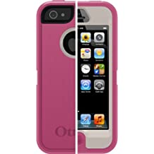 OtterBox Defender Series Case for iPhone 5 Protective Case for iPhone( Not for iPhone 5C or 5S) - Pink