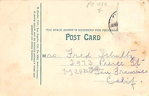 Banderillas De Fuego Tarjeta Postal Bullfighting Postal Used ...