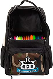 Dynamic Discs Cadet Disc Golf Backpack | Frisbee Disc Golf Bag with 17+ Disc Capacity | Introductory Disc Golf