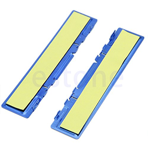 RingBuu DDR DDR2 DDR3 RAM Memory Aluminum Cooler Heat Spreader Heatsink Blue