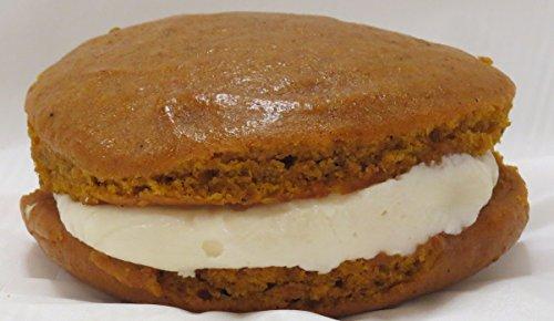 Pumpkin Whoopie Pie - 4 oz each (Amish Pie Pumpkin)