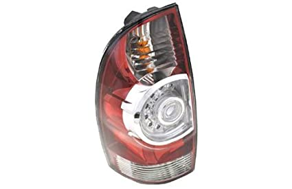 Amazon Toyota Taa Driver Side Replacement Tail Light Automotive. Toyota Taa Driver Side Replacement Tail Light. Toyota. 2014 Toyota Tacoma Tail Light Diagram At Scoala.co