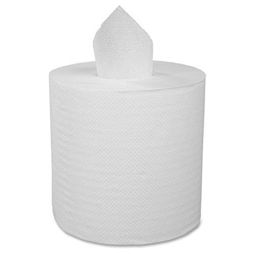 (Stefco Industries Cellysoft 600 Sheet Center Pull Dispenser Towels - 2 Ply - 7.60 X 8 - 8 Roll Diameter - White -)