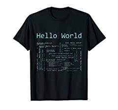 If you are a geek, developer, or a software engineer then this is the shirt for you! Gift this funny tee to your professor, student or nerdy sibling. computer nerd, programming student or technology professor gamer geek. Techie nerd engineer ...