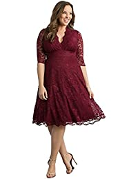 Womens Mademoiselle Lace Dress