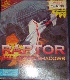 Raptor Call of the Shadows (Raptor Pc Game)