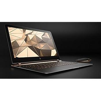 """HP Spectre 13.3"""" Full HD display Laptop 6th Gen Intel Core i7-6500U 8GB Ram 256 GB Solid State Drive Win 10"""