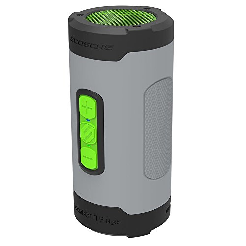 Scosche boomBOTTLE Waterproof Wireless Bluetooth product image