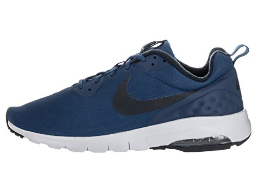 Nike 861537-400, Zapatillas de Trail Running para Hombre Azul (Coastal Blue / Dark Obsidian-Pure Platinum)