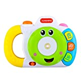 Gift for 12-18 Month Baby Girls, Camera Toy 1-3 Year Olds Boys Toy Gift for 2-5 Year Olds Girl Kid...