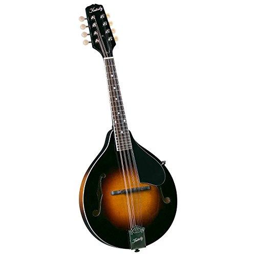 (Kentucky KM-140 Standard A-model Mandolin - Sunburst)