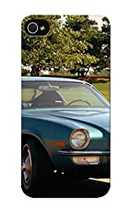 Design High Impact Dirt/shock Proof Case Cover For Iphone 5/5s (chevrolet Camaro Classic Picture)