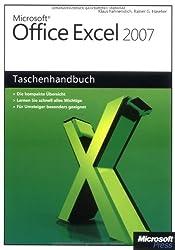 Microsoft Office Excel 2007 - Das Taschenhandbuch: Anwenderwissen schnell und kompakt