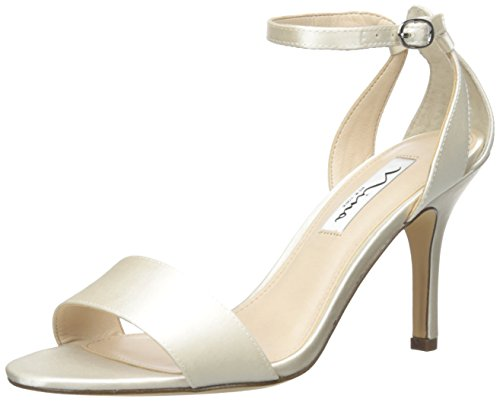 - Nina Women's Venetia Dress Sandal, YS Ivory, 10 M US