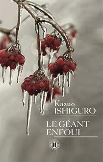 Le géant enfoui par Ishiguro
