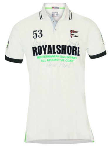 GEOGRAPHICAL NORWAY Herren Designer Polo Shirt - KIVA -