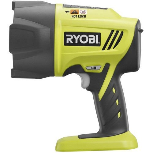 Ryobi ZRP716 18-Volt One Plus Xenon Spotlight (Tool Only - Battery and Charger NOT Included) (Certified Refurbished)