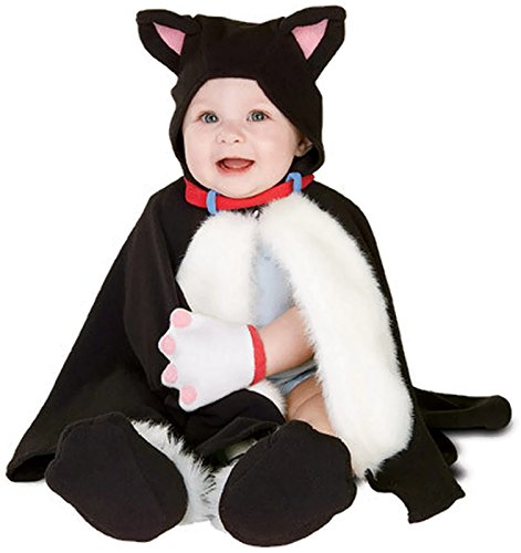 Caped Cuties Lil' Kitty Kat Infant Costume Fits size 6-12 months