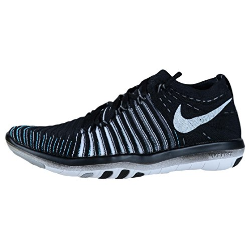 Flyknit Grey drk Mujer Transform White Free NIKE de WM Black wolf Zapatillas Gimnasia para Negro Grey wp1Zgtq