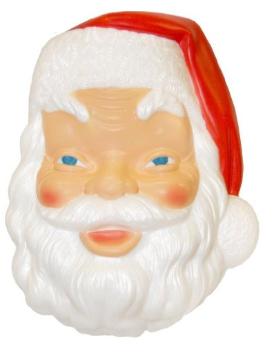 Christmas Plastic Santa Lighted Decoration product image