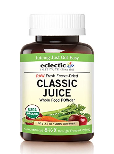 Eclectic Classic Juice Cog FDP, Green, 90 Gram (Nettle Leaf Freeze Dried)