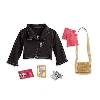 American Girl Isabelle - Isabelle's Accessories - American Girl of - Purse Gold Enameled