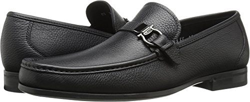 Salvatore Ferragamo Men's Muller Loafer Nero 5.5 EEE US