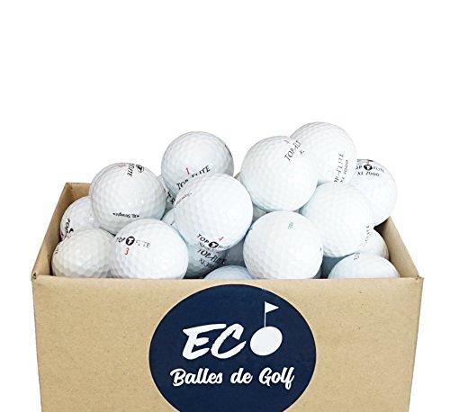 100-Assorted-Top-Flite-AAA-Grade-Golf-Balls