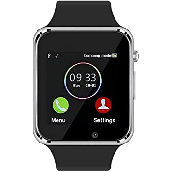 Amazon.com: Aeifond Smart Watch Touch Screen Sport Smart ...