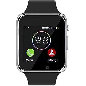 Amazon.com: Aeifond Smart Watch Touch Screen Sport Smart ...