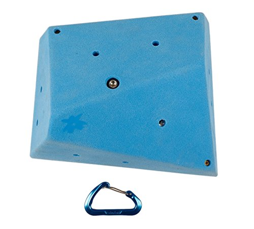 Volumes #2 (High Profile)   Climbing Holds   Blue by Atomik Climbing Holds