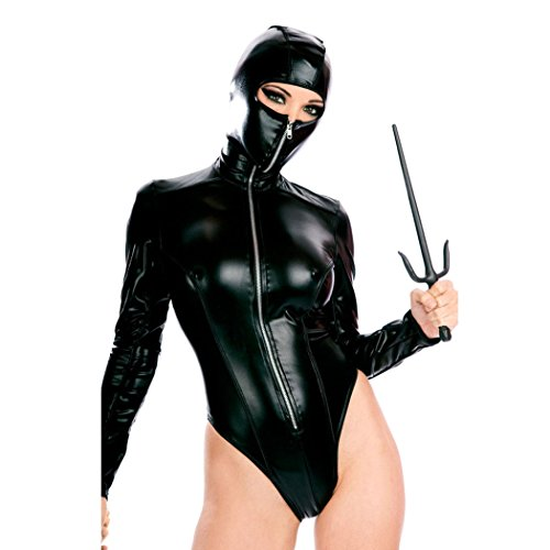 Damen Sexy Ninja Assassin Halloween Kost¨¹m